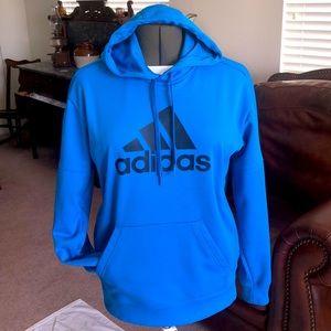 Adidas athletic hoodie size medium